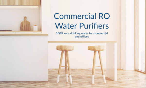 Buy Commercial RO Water Purifier At The Best Price In India